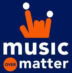 Music Over Matter